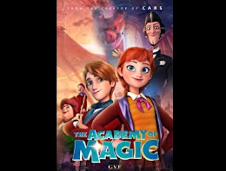 Nonton Online Film The Academy of Magic (2020) Full Movie