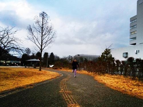 大晦日の午後、eimy店長とともに2016の走り納めをしてきました @ 山形市中心街