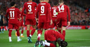 Liverpool Vs Salzburg