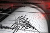 Peristiwa Gempa Bumi Getarkan Jakarta, Dirasakan hingga Bogor