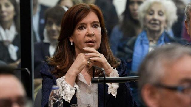 Cristina Fernández: Con Macri, argentinos no cubren sus necesidades básicas