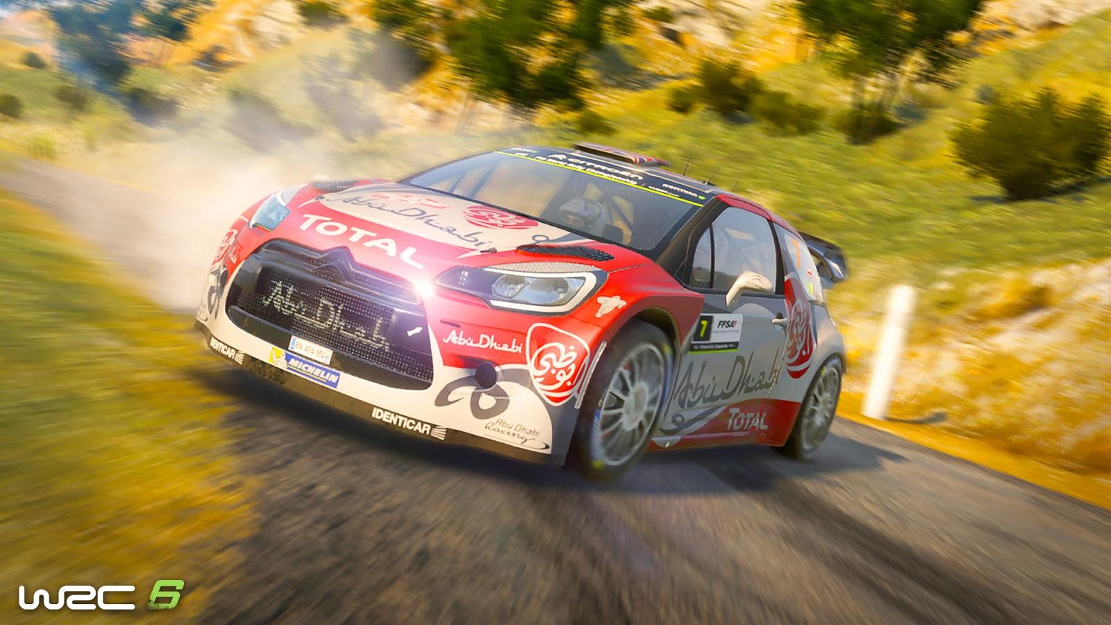 WRC 6 FIA World Rally Championship ESPAÑOL PC (STEAMPUNKS) + REPACK 4 DVD5 (JPW) 7