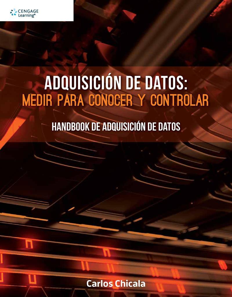 Adquisición de datos – Carlos Chicala