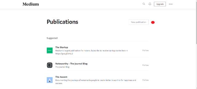 Nueva publicación de Medium