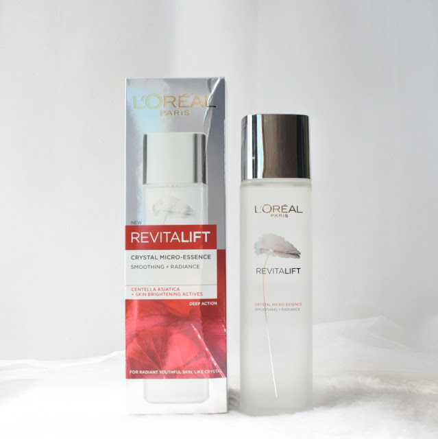 L'Oreal Paris Revitalift Crystal Micro Essence