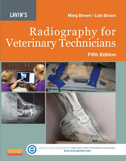 Lavin's Radiography for Veterinary Technicians 5th Edition