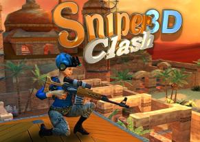 Sniper-Clash-3D