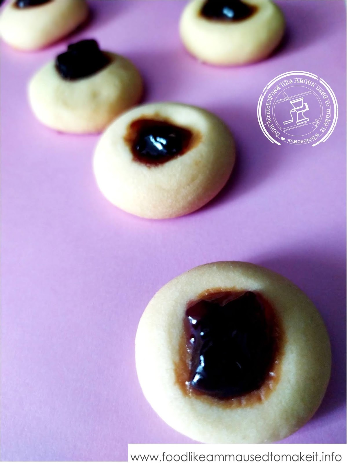 Melting Moments Biscuit Recipe