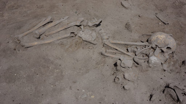 7000-year-old skeleton found in Bulgaria