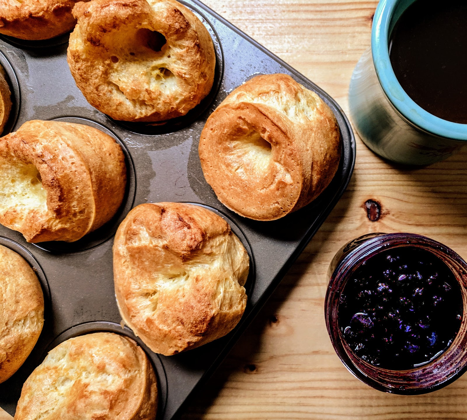 easy popover recipe