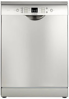 Bosch 12 Place Setting Free Standing Dishwasher (SMS 66 GI01)