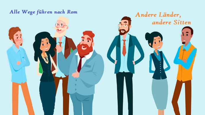 I proverbi tedeschi più popolari