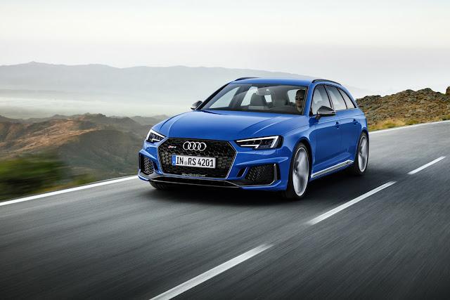 2020 Audi Sport prepares five new models