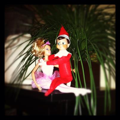 The Real Housewife Of Tazewell County Elf On A Shelf