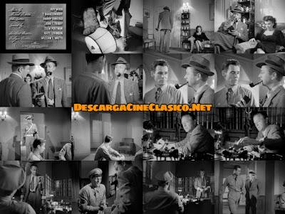 Encrucijada de odios (1947) Crossfire - Fotogramas