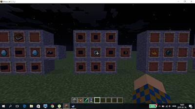 minecraft végláda crafting