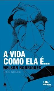 A Vida Como Ela E . epub - Saraiva de Bolso - Rodrigues  Nelson