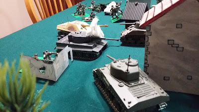Morschauser Modern: American and German forces clash at Hook's Farm!