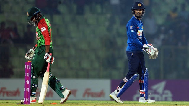 The Sri Lankan cricket team is coming to Bangladesh on May 16