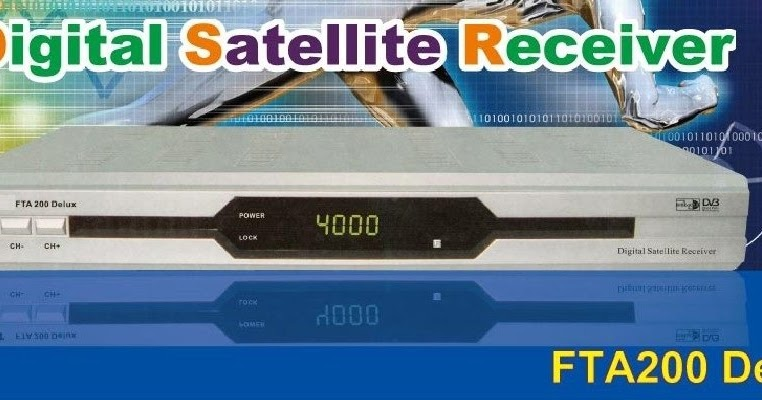 flash samsat fta 200 delux hd