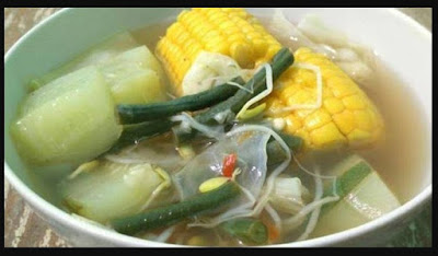 Resep Dan Cara membuat sayur asem premium yang enak dan lezat