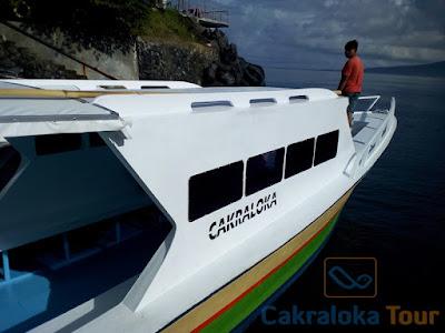 Paket Wisata Manado Bunaken 2 Hari 1 Malam Cakraloka Tour