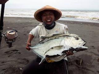 ikan target pasiran