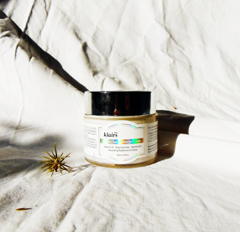 Dear, Klairs Vitamin E Mask That Has It All || Wishtrend