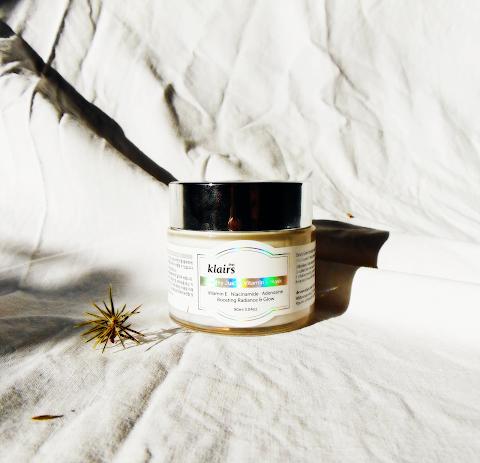 Dear, Klairs Vitamin E Mask That Has It All || Wishtrend