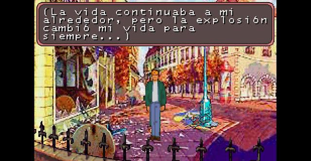 Broken Sword: La leyenda de los templarios - Español - Captura 3