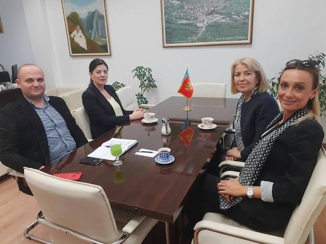 Ambasadorka Turske posjetila Gusinje