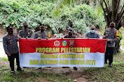 Polres Tebo Gelar Deklarasi Pelestarian Sungai Bersih Bebas PETI