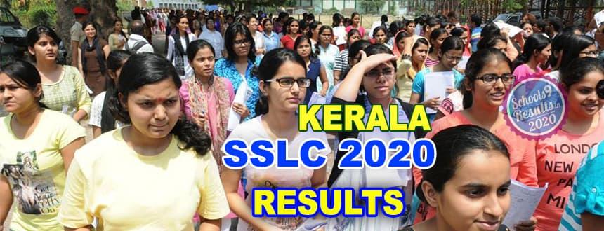 'Kerala-sslc-results-2020'