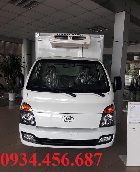 Xe đông lạnh Hyundai H150 đời mới