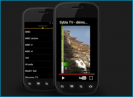 Sybla TV Android Apk