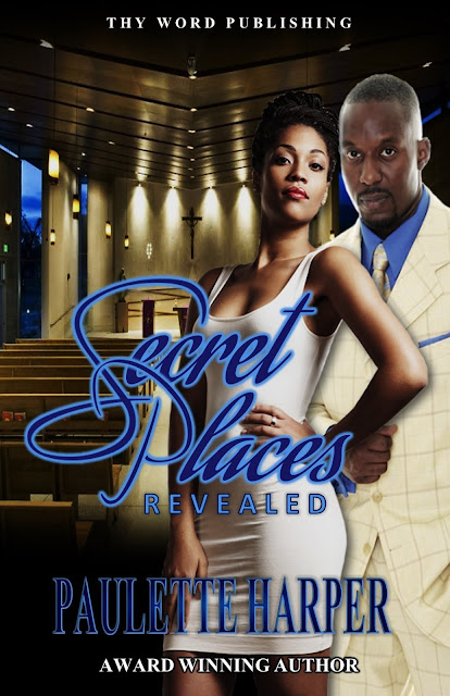 Book Spotlight: Secret Places Revealed by Paulette Harper