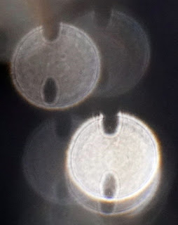 water drop motif