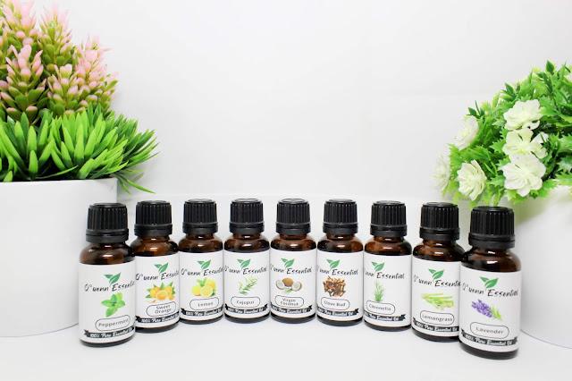 Minyak Sereh Wangi 100% Murni Essential Oil