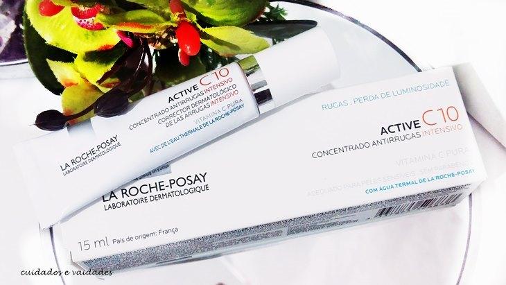 Active C10 La Roche vitamina C