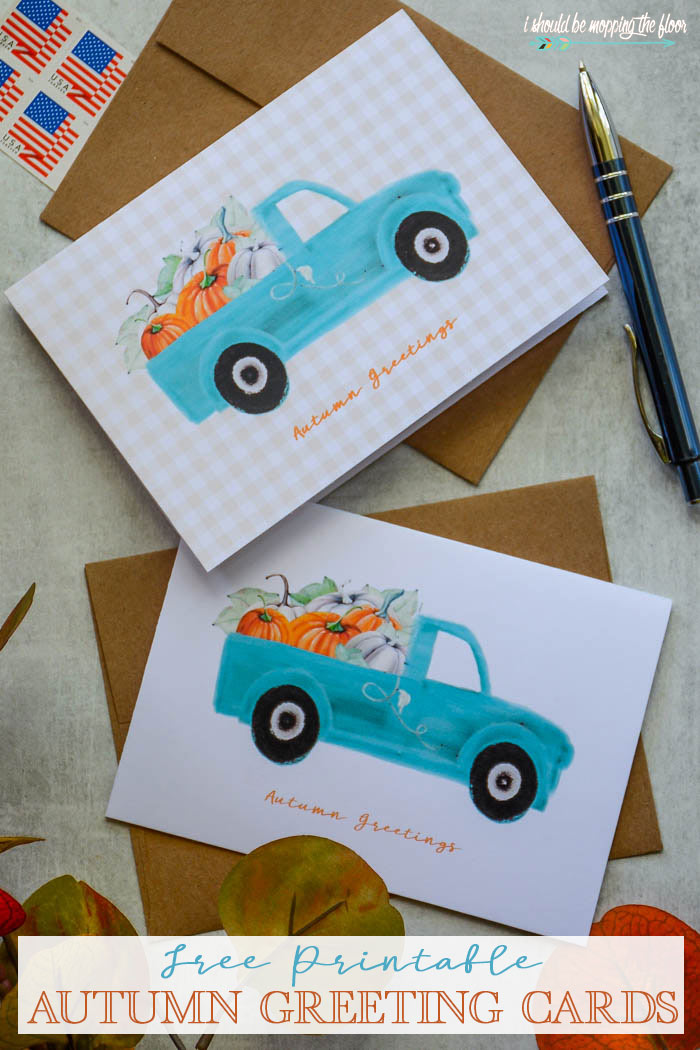 Free Cards to Print
