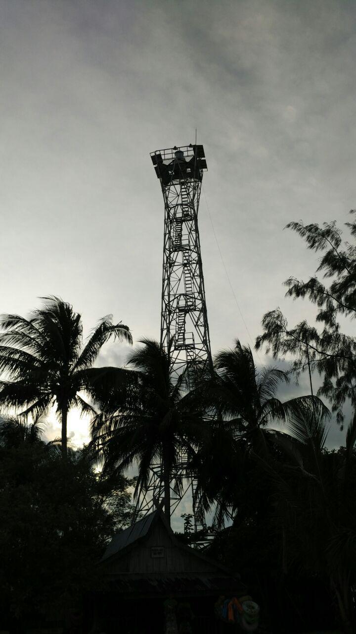 Melihat Pulau Putri Nongsa Batam