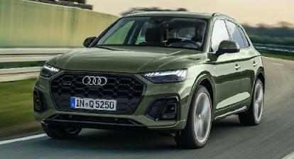 Carshighlight.com - 2021 Audi Q5