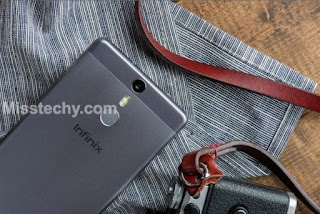 Specs of Infinix Hot S