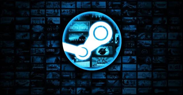 منصة-ستيم-Steam-لتحميل-العاب-كمبيوتر-مجانا