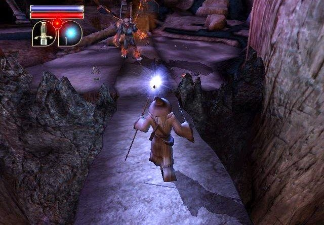 Lord of the rings: fellowship of the ring « old pc gaming.
