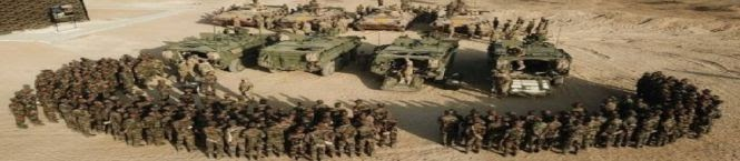 Coming Together of Land Forces of India And U.S. Armies Set Forth The Operational Combat Capability In The Region