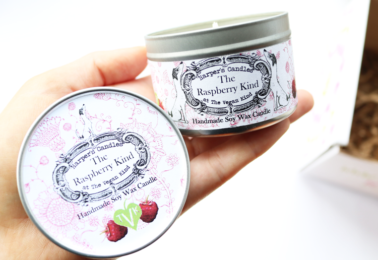 Harper's Bizarre The Raspberry Kind Candle
