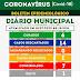 PARAMIRIM-BA: BOLETIM INFORMATIVO SOBRE O CORONAVÍRUS ( 18/07/2020)