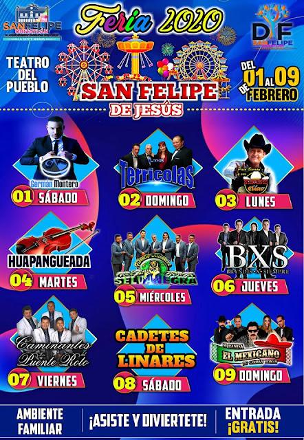teatro del pueblo feria orizatlán 2020
