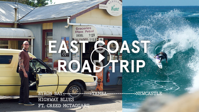 Creed McTaggart Is Your Chauffeur Through Australia in Highway Blues